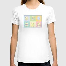 Pastel Easter Eggs T-shirt