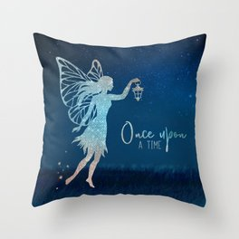 Once upon a time 2 Throw Pillow