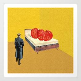 Murder Art Print