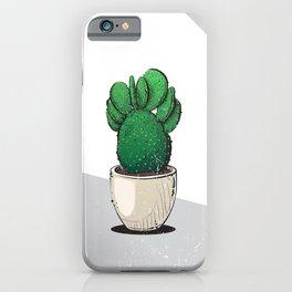 Cactus 3 iPhone Case
