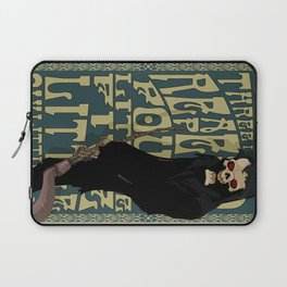 One Little Two Little Three Little Reapers... Laptop Sleeve
