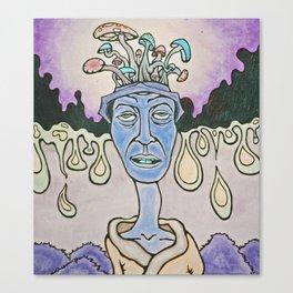 ron's trip Canvas Print