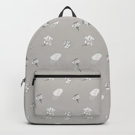 Fanciful Garden - Flower Heads Backpack