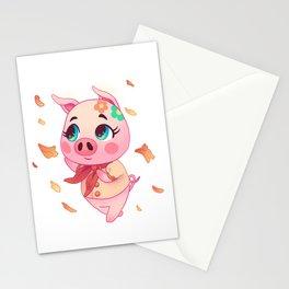 Animal Crossing - Autumn Gala Stationery Cards