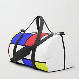 Mondrian #23 Duffle Bag