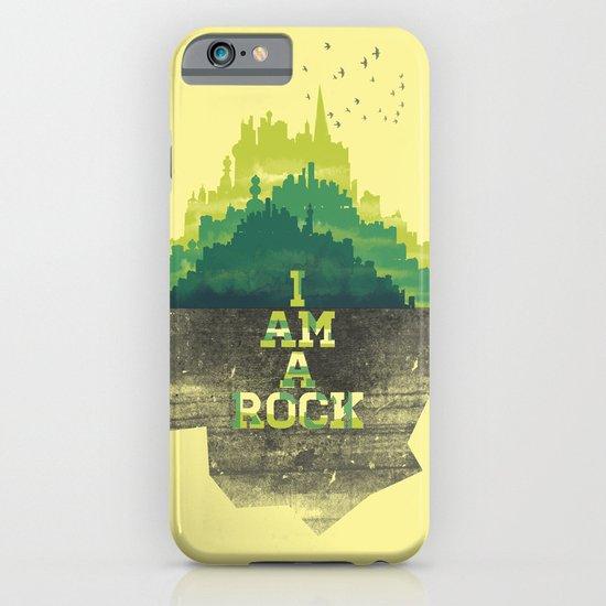 I am a Rock iPhone & iPod Case