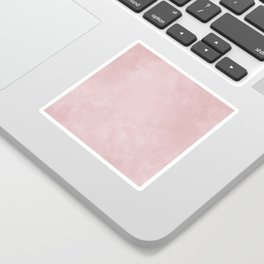 mauve watercolor Sticker