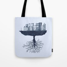The World Against the World Tote Bag