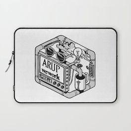 Arup WeWork West Project Patch Laptop Sleeve