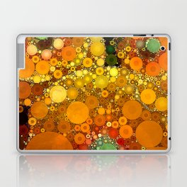 Sunset Poppies Laptop & iPad Skin
