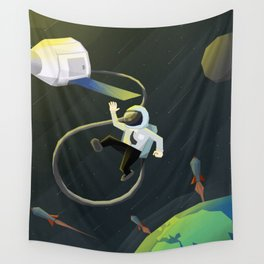 Start Up Wall Tapestry