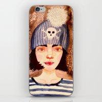 snowflake iPhone & iPod Skins featuring snowflake by TatumFlynn