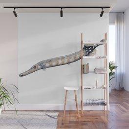 Trumpet fish Wall Mural