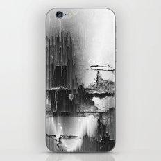 Crumbling Facade iPhone Skin
