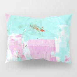 pinktürkis Pillow Sham