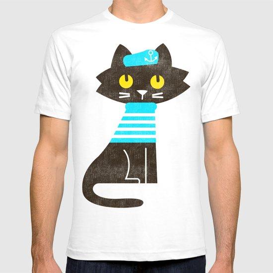 Fitz - Sailor cat T-shirt