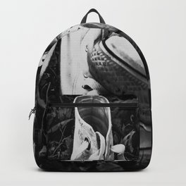 Abandoned Converse Backpack