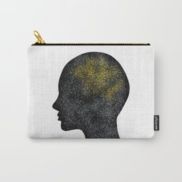 Clever brain Carry-All Pouch