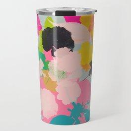 cherry blossom 6 Travel Mug