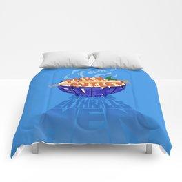 Pork Cutlet Bowl Fatale Comforters