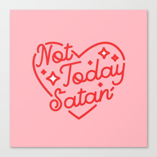 not today satan II by sarahbrust