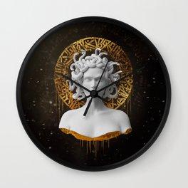 Medusa Aurora Wall Clock