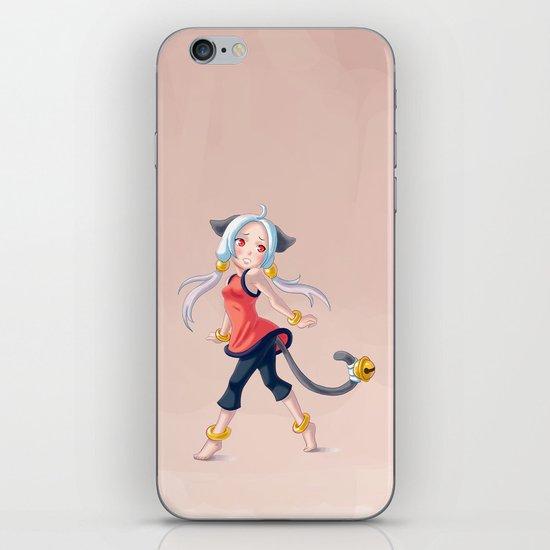 City Girl iPhone & iPod Skin