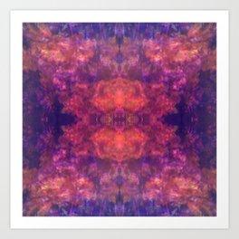 Marigolden Art Print