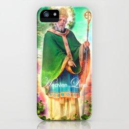 Saint Patrick´s   San Patricio iPhone Case