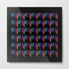 Rainbow  04 Metal Print
