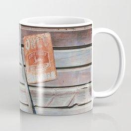 Spitting Prohibited Coffee Mug
