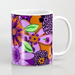 Flowers To Go Coffee Mug