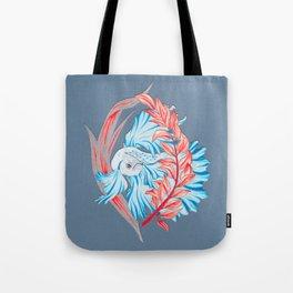 Beta Fish Tote Bag