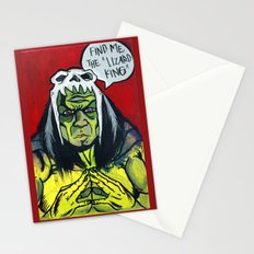Medicine Man Stationery Cards