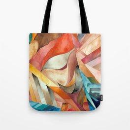 Cali Cubical Tote Bag