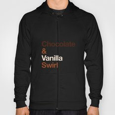 Chocolate & Vanilla Swirl OITNB Hoody