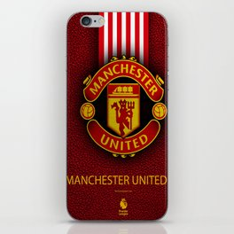 Manchester United Football Club , The Red Devils : My Favorite Sport Team iPhone Skin