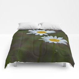 Floral Print 067 Comforters