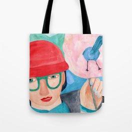 Sugar Trap Tote Bag