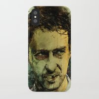 film iPhone & iPod Cases featuring Schizo - Edward Norton by Fresh Doodle - JP Valderrama