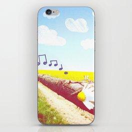Sunshine & Melody iPhone Skin