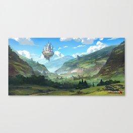 Lost Valley Canvas Print