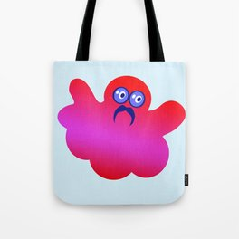 Mister Ghost Tote Bag