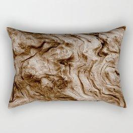 Burl Rectangular Pillow