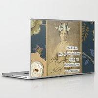 cartoons Laptop & iPad Skins featuring marshmallows and cartoons by jotjoy