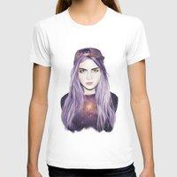 cara delevingne T-shirts featuring Cara Delevingne by Alana Mays Creative