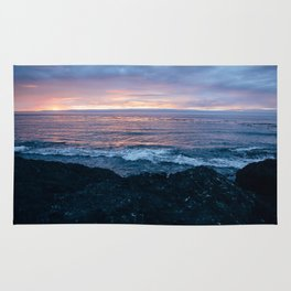 Violet Coast Rug