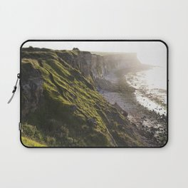 The Beautiful Cliffs of France Laptop Sleeve