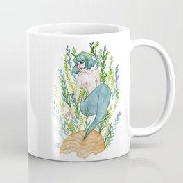 Halia Watercolor Mermaid Coffee Mug