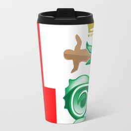Alfa Romeo logo interpretation! Travel Mug